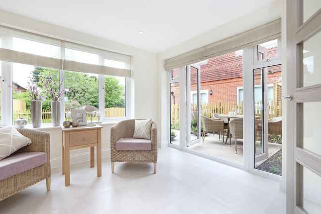 Thumbnail Terraced house for sale in Townsend Drive, St Albans