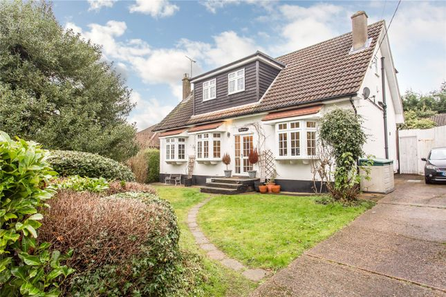 Thumbnail Detached house for sale in High Road, Langdon Hills, Basildon, Essex