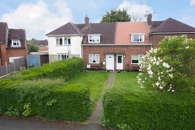 Thumbnail Terraced house for sale in Highfield Grove, Corby
