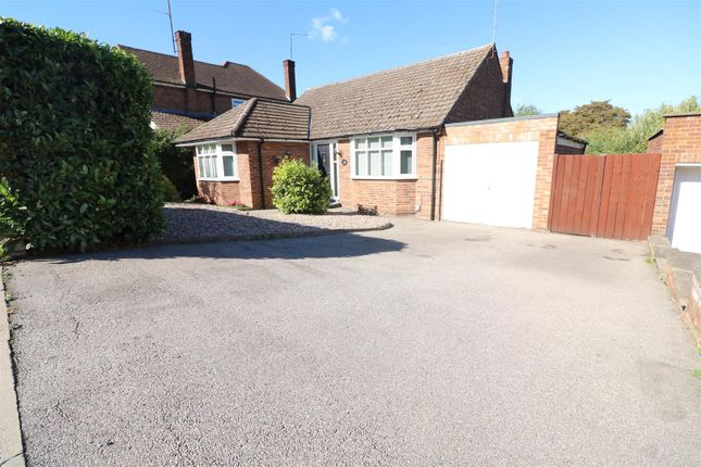 Thumbnail Detached bungalow for sale in St. Marys Avenue, Rushden