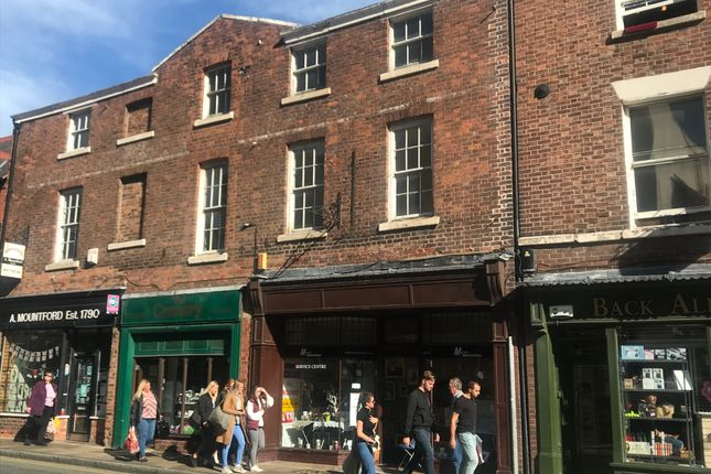 Thumbnail Retail premises to let in Northgate Street, Chester