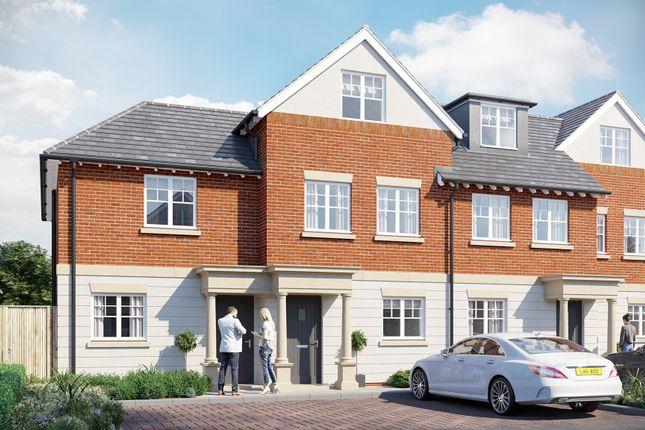 Thumbnail Semi-detached house for sale in Kingston Road, London