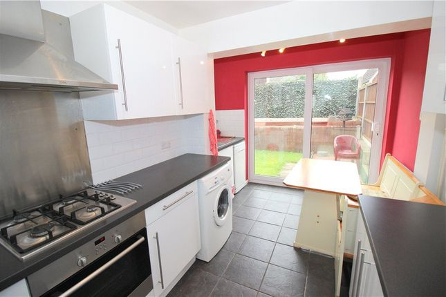 Kitchen of Ayr Close, Spondon, Derby DE21