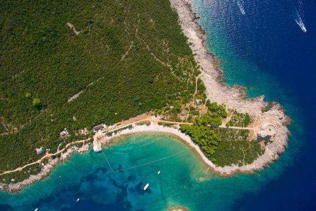 Thumbnail Land for sale in Arza, Lustica, Montenegro