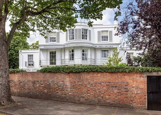 Thumbnail Flat for sale in Claremont Lodge, Cheltenham, Gloucestershire