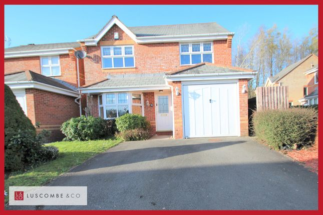 Thumbnail Detached house to rent in Priory Way, Langstone
