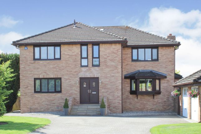 Thumbnail Detached house for sale in Turnhill Drive, Erskine
