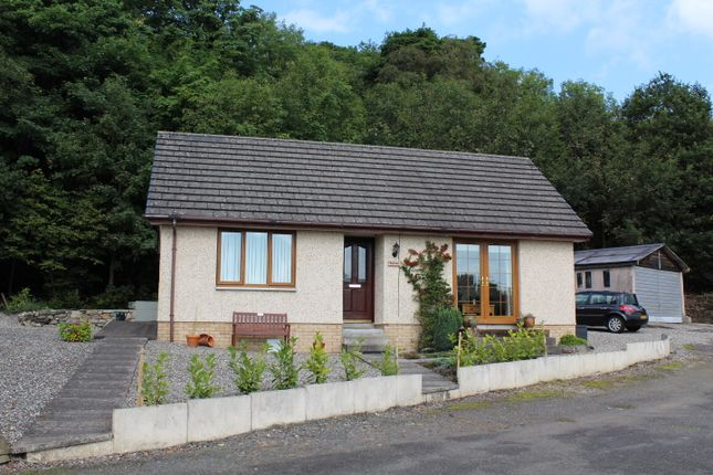 Thumbnail Detached bungalow for sale in Tigh Corr Fort Road, Kilcreggan
