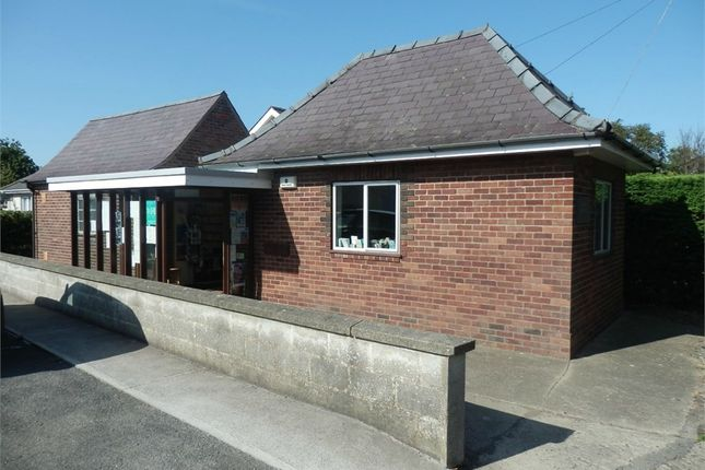 Commercial property for sale in Oxford Street, Aberaeron