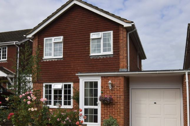 Thumbnail Detached house to rent in Nursery Way, Heathfield