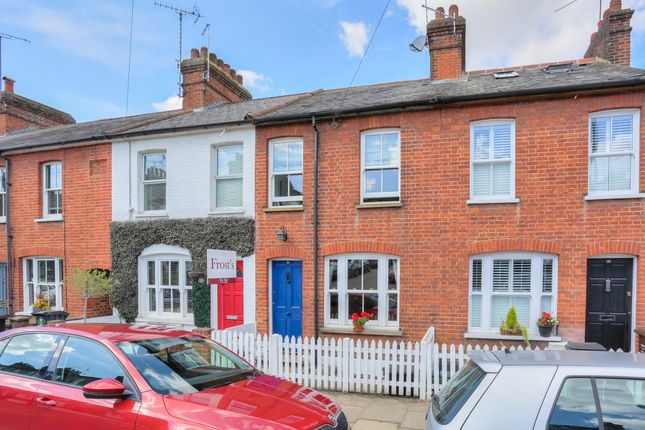 Terraced house for sale in Cannon Street, St. Albans, Hertfordshire
