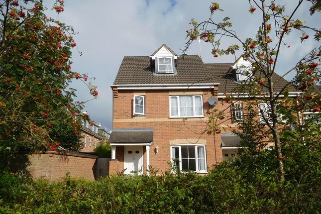 Thumbnail Semi-detached house to rent in Peckstone Close, Coventry