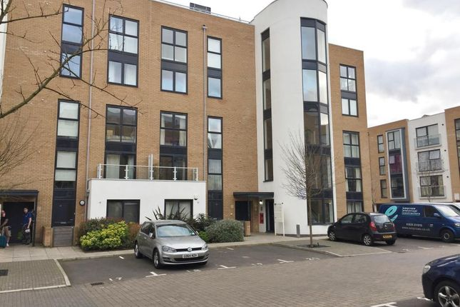 Thumbnail Flat to rent in Cromwell Road, Cambridge