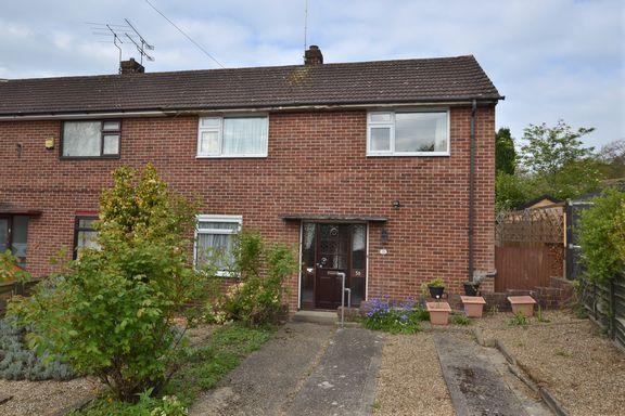 Thumbnail Semi-detached house for sale in Field Road, Farnborough