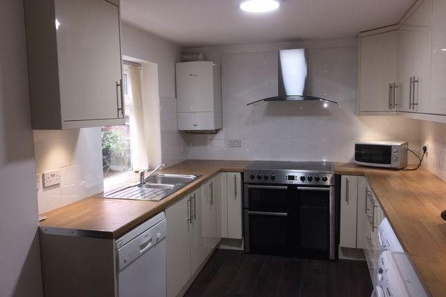 Thumbnail Terraced house to rent in Moseley Road, Fallowfield, Manchester