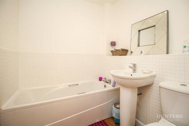 Bathroom of Ford Lodge, South Hylton, Sunderland SR4