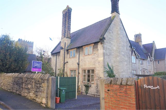 Thumbnail Property for sale in Mount Road, St. Asaph