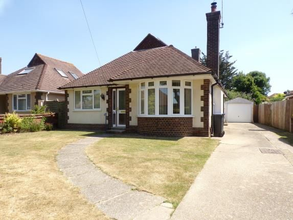 Thumbnail Bungalow for sale in Frobisher Way, Goring - By - Sea, Worthing