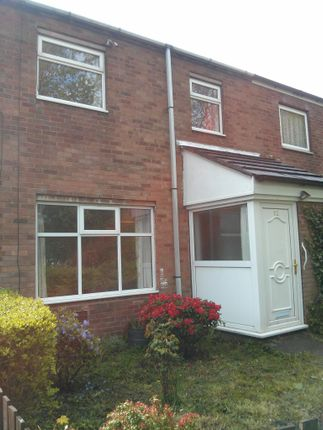 Thumbnail Terraced house to rent in Dove Walk, Farnworth, Bolton