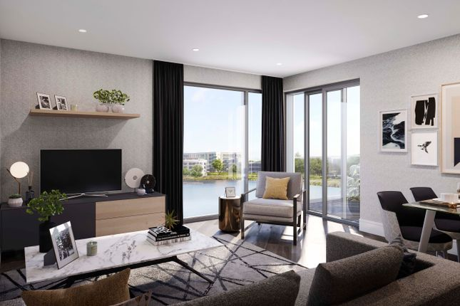 Thumbnail Flat for sale in Bankside Gardens, Longwater Avenue, Green Park, Reading