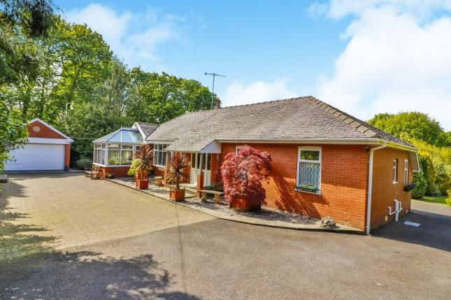 Thumbnail Bungalow for sale in Burnley Road, Hapton, Burnley, Lancashire