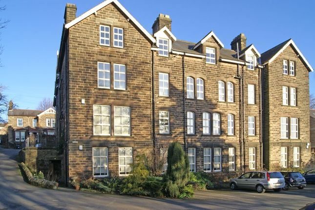 Flat for sale in Cavendish Mill, Matlock, Derbyshire