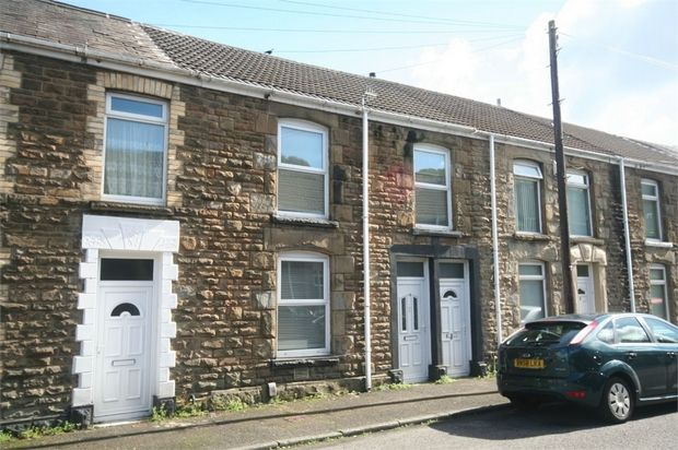 Thumbnail Terraced house to rent in Bath Road, Morriston, Swansea