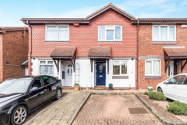 Thumbnail Terraced house to rent in Timothy Close, Bexleyheath