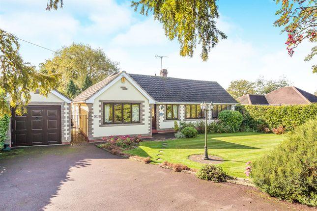 Thumbnail Detached bungalow for sale in Robin Lane, Hemsworth, Pontefract