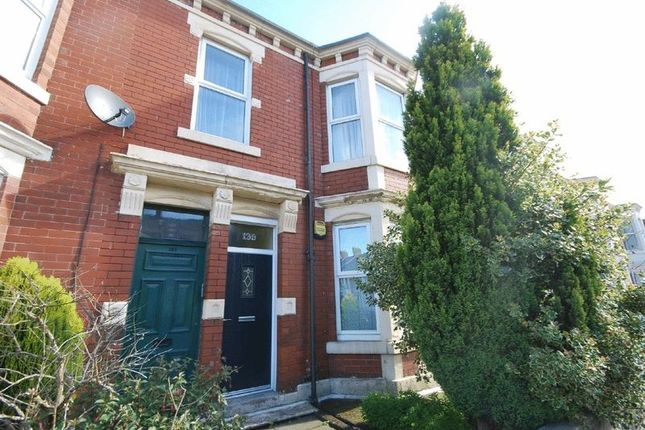 Thumbnail Terraced house to rent in Cartington Terrace, Heaton, Newcastle Upon Tyne