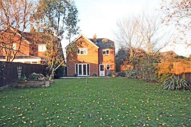 Thumbnail Detached house to rent in Enborne Gate, Newbury
