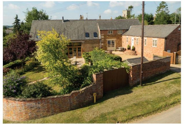 Thumbnail Barn conversion for sale in Loddington Lane, Belton In Rutland, Oakham
