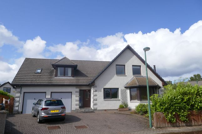 Thumbnail Detached house for sale in Dalfaber Park, Aviemore