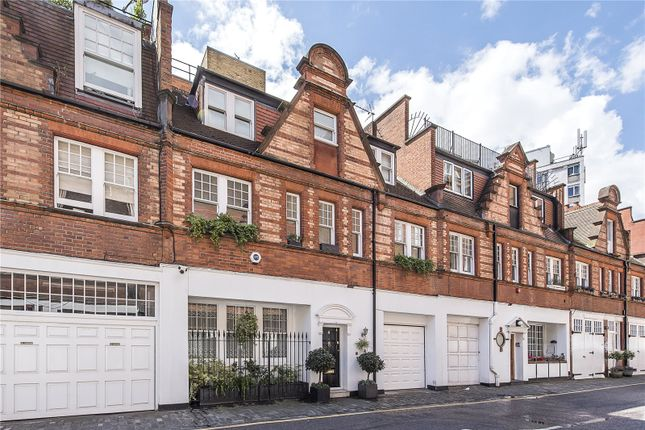 Thumbnail Mews house for sale in Holbein Mews, London