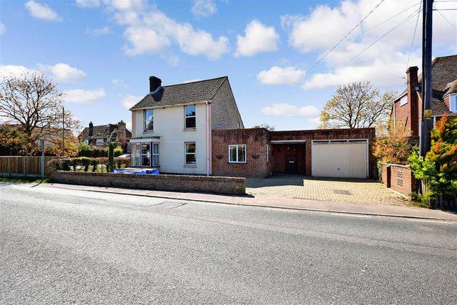 Thumbnail Detached house for sale in Shalloak Road, Broad Oak, Canterbury, Kent