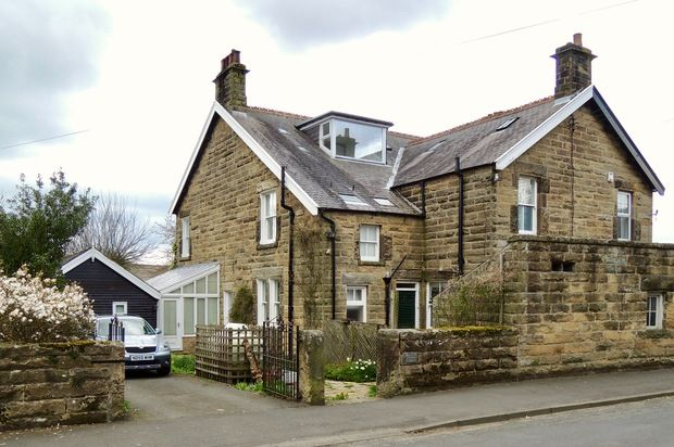 Thumbnail Semi-detached house to rent in Treeton House, Northumberland, Hexham