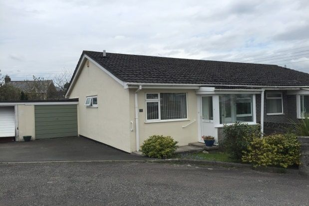 Thumbnail Bungalow to rent in Higher Meadow, Dobwalls, Liskeard