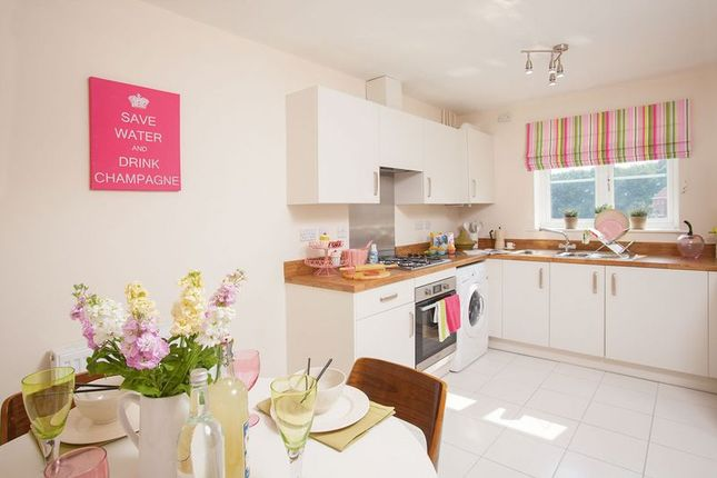 Thumbnail Semi-detached house for sale in Thorn Road, Houghton Regis, Dunstable