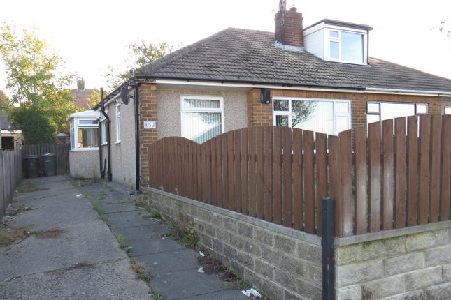 Thumbnail Bungalow to rent in Welbeck Drive, Great Horton, Bradford