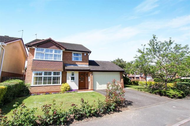 Thumbnail Detached house for sale in Windermere, Stukeley Meadows, Huntingdon