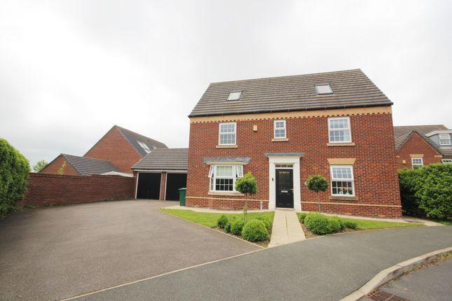Thumbnail Detached house for sale in Birtley Avenue, Buckshaw Village, Chorley