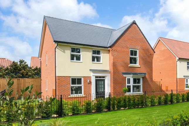 """4 bed detached house for sale in """"Holden"""" at Salhouse Road, Rackheath, Norwich NR13"""