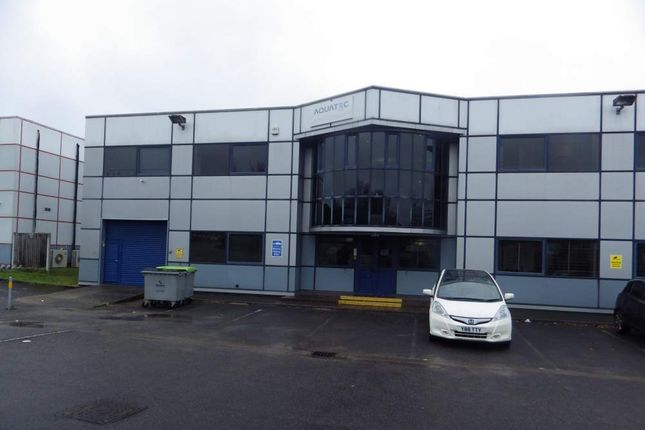 Thumbnail Office for sale in 4 Cartel Business Centre, Basingstoke