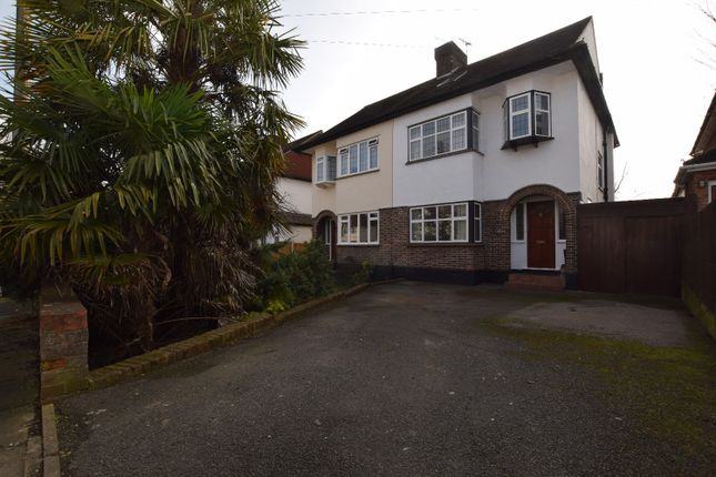 Thumbnail Semi-detached house for sale in Sixth Avenue, Broomfield, Chelmsford