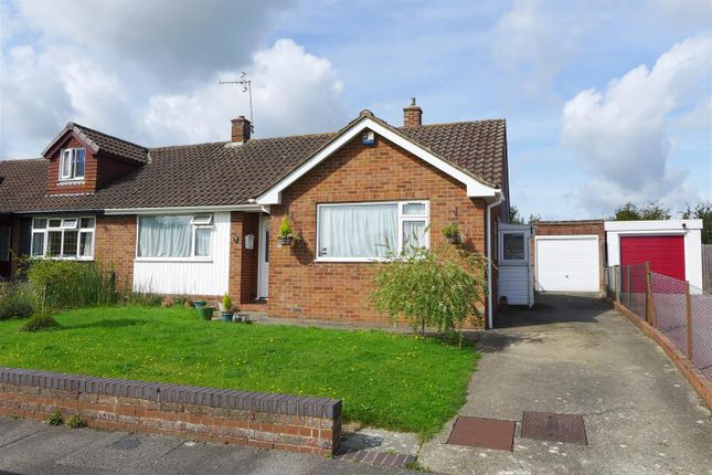 Thumbnail Semi-detached bungalow for sale in Cornfield Way, Tonbridge