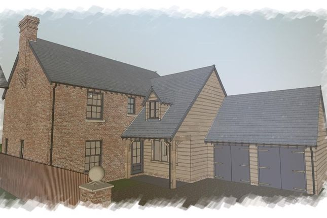Thumbnail Detached house for sale in Mulberry House, Willow Grove, Kinnerley, Shropshire