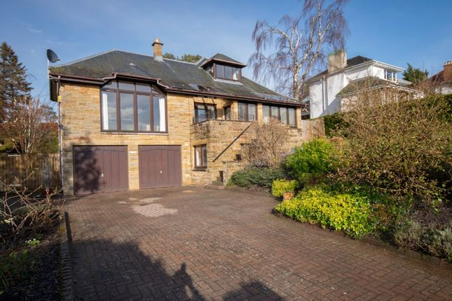 Thumbnail Detached house for sale in Hatton Road, Kinnoull Hill, Perth, Perthshire