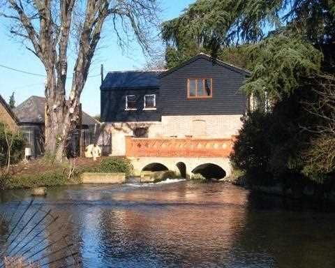 Thumbnail Detached house to rent in Old Mill Close, Uxbridge
