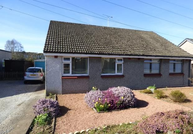 Thumbnail Semi-detached bungalow for sale in Barnton Road, Dumfries, Dumfries And Galloway