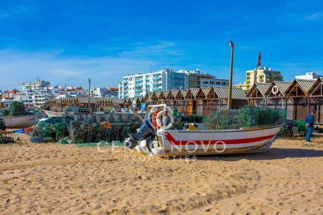 Description of Pêra, Algarve, Portugal